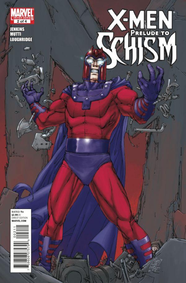 X-Men: Prelude to Schism Vol 1 2