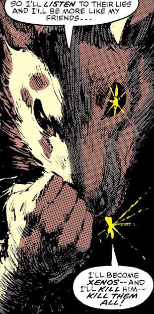 Xenos (Gwenn) (Earth-616)