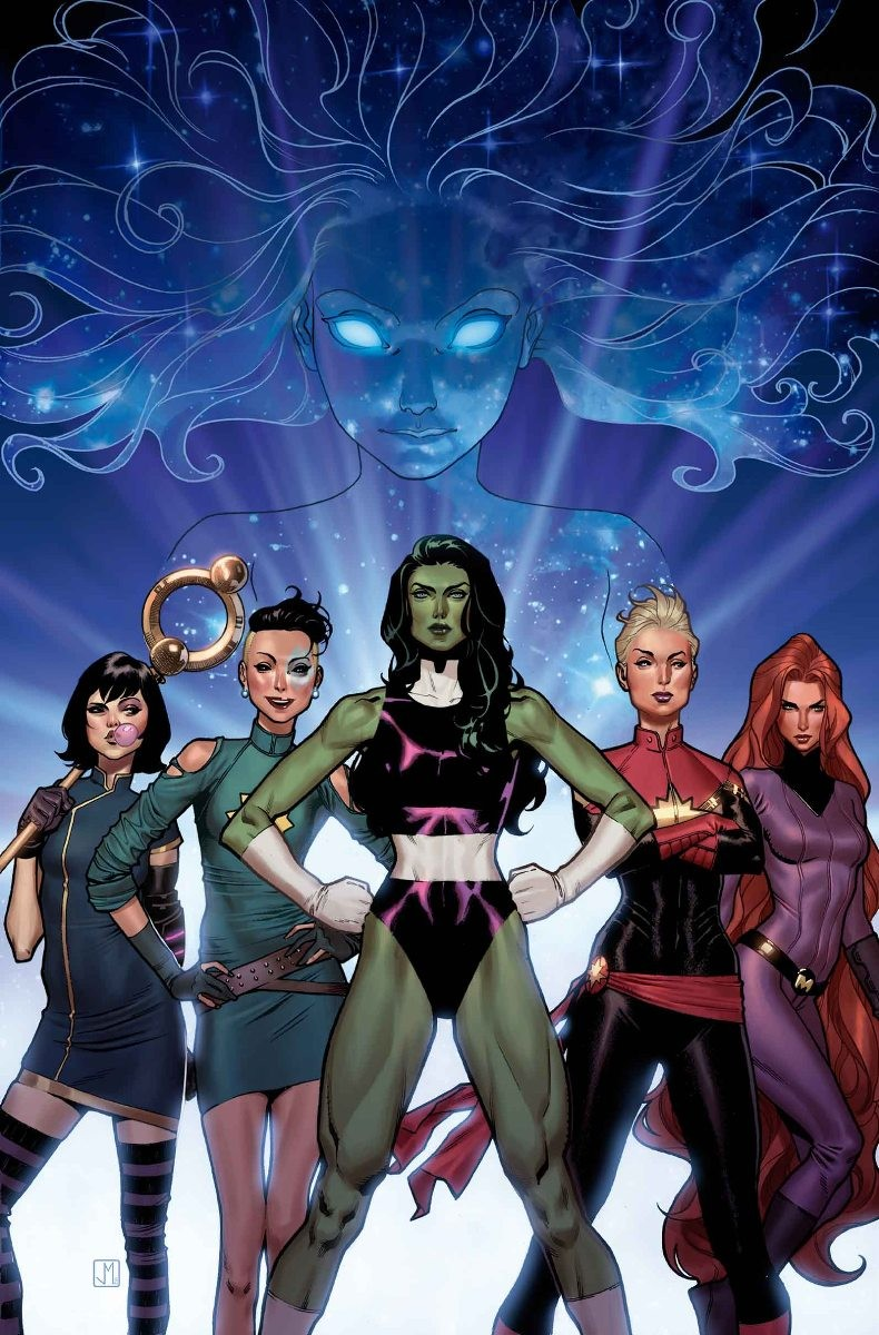 A-Force (Earth-616)/Gallery
