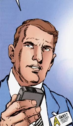 Aaron Amberson (Earth-616)
