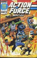 Action Force Monthly Vol 1 5