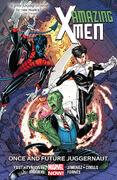 Amazing X-Men TPB Vol 1 3 Once and Future Juggernaut