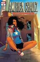 America Chavez Made in the USA Vol 1 5