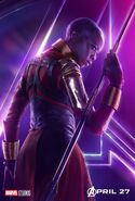 Avengers Infinity War poster 026