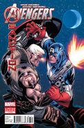 Avengers X-Sanction Vol 1 1