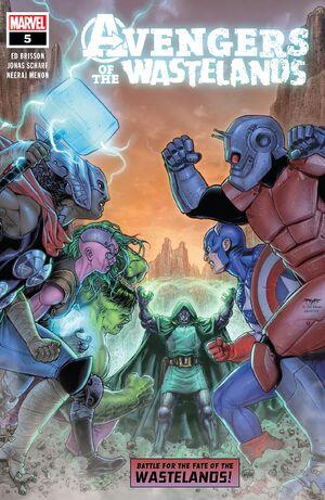 Avengers of the Wastelands Vol 1 5.jpg