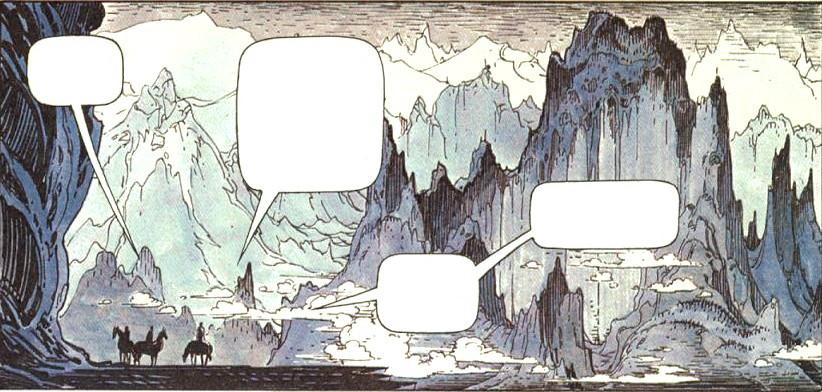 Black Mountains (Melniboné)