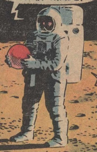 Edwin Aldrin Jr (Earth-616)