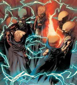 Council of Watchers (Multiverse) from Infinity Wars Vol 1 4 001.jpg