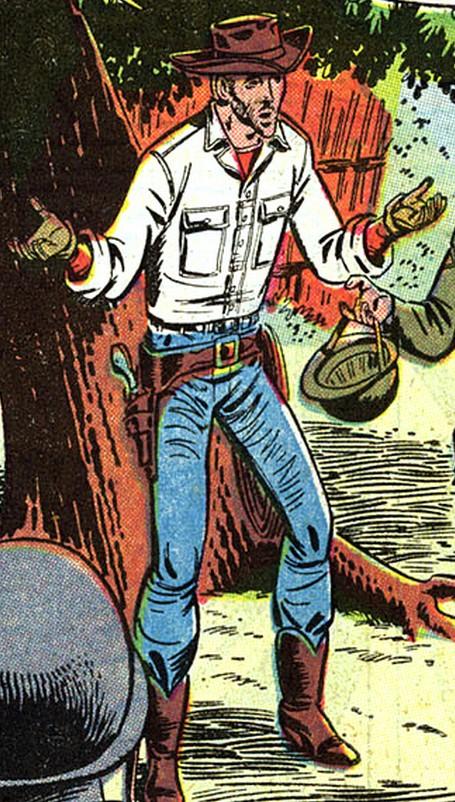 Cowboy Collins (Earth-616)