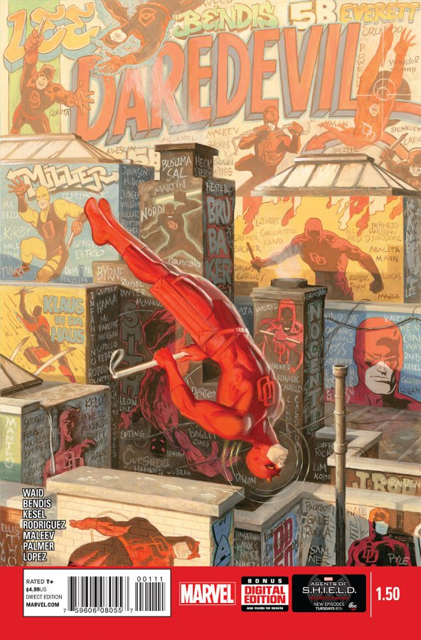Daredevil Vol 4 1.50