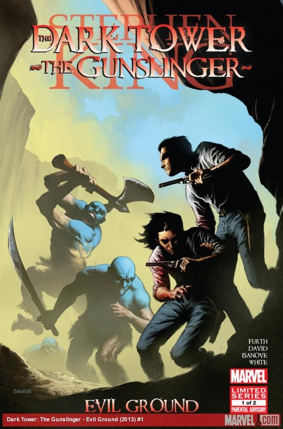 Dark Tower: The Gunslinger - Evil Ground Vol 1