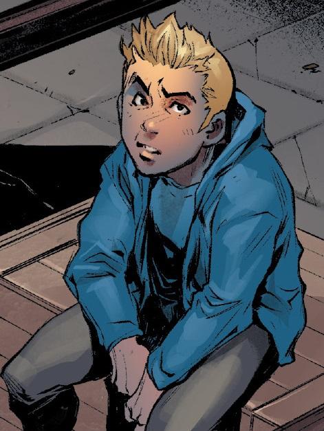 Dylan Brock (Earth-616)