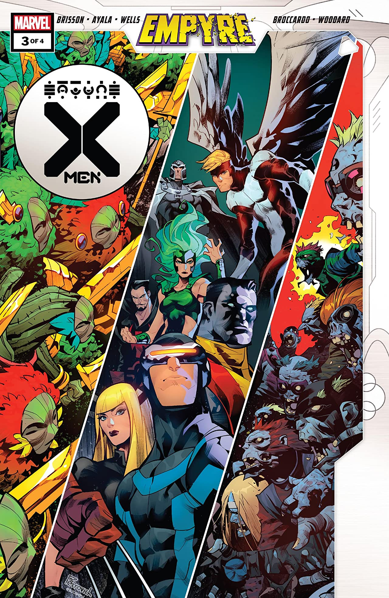 Empyre: X-Men Vol 1 3