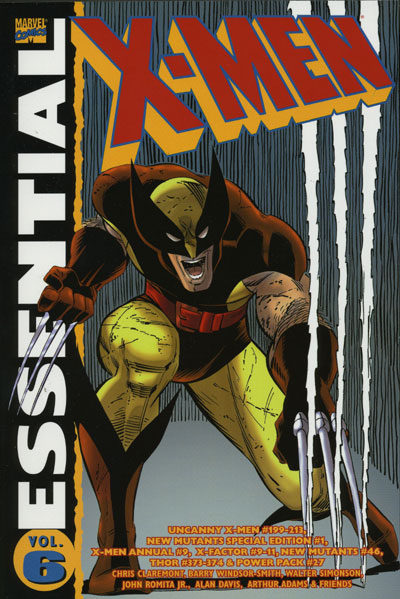 Essential Series: X-Men Vol 1 6