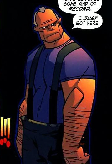 Frank Johnson (Earth-616)