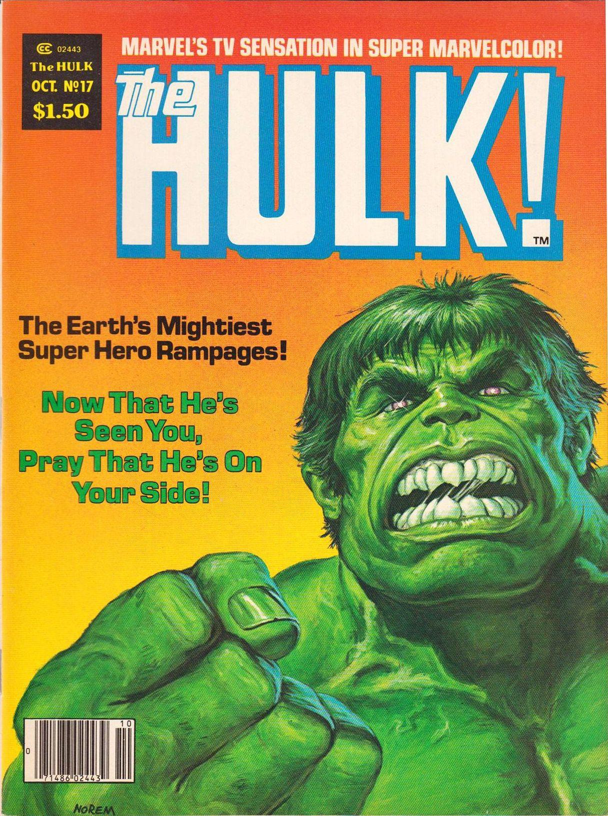 Hulk! Vol 1 17