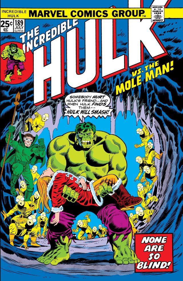 Incredible Hulk Vol 1 189
