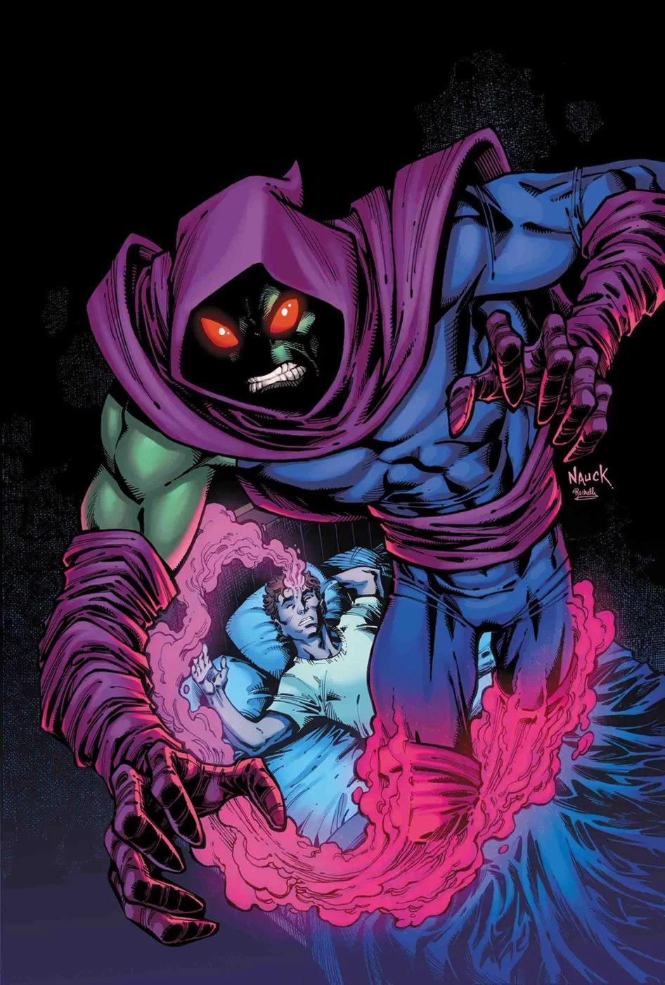 Sleepwalker (Earth-616)