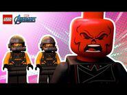 "LEGO Marvel Avengers- Climate Conundrum – Episode 3- ""Wild Weather"""