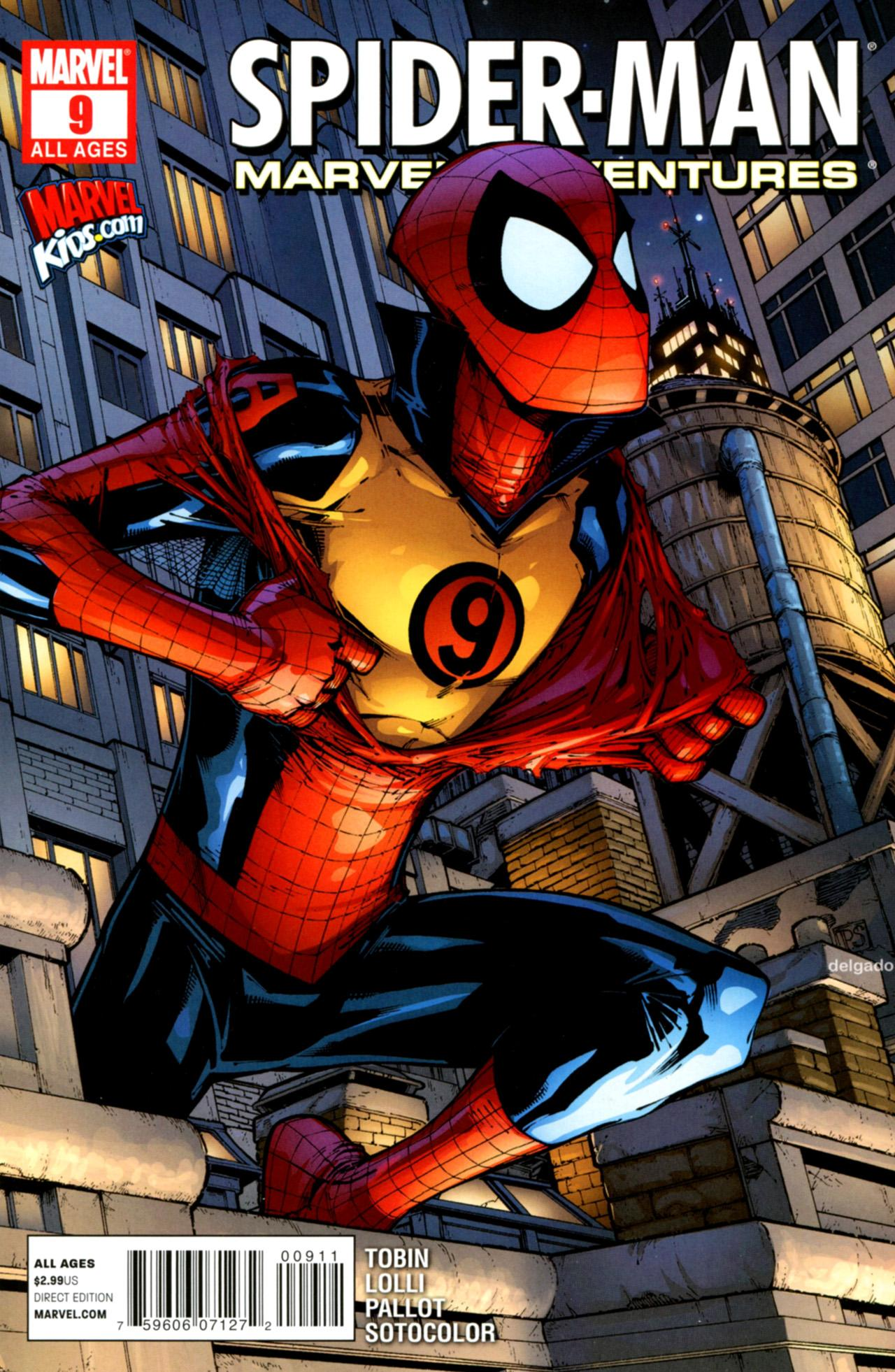 Marvel Adventures: Spider-Man Vol 2 9