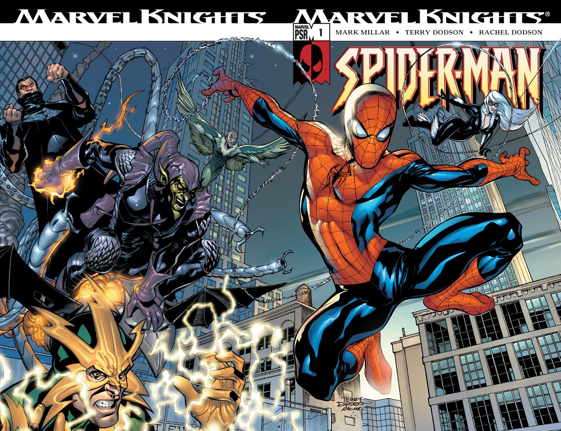 Marvel Knights Spider-Man Vol 1 1 Variant Wrap.jpg