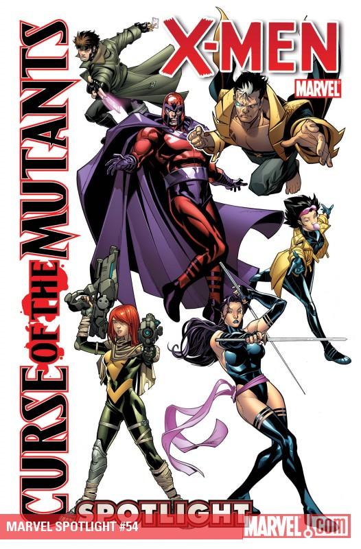 Marvel Spotlight Vol 4 54
