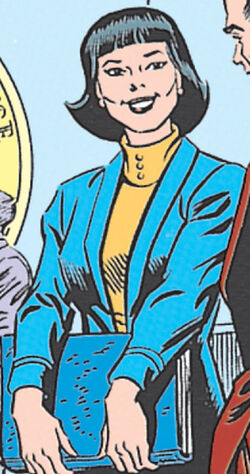 Mary Parker (Earth-616) from Untold Tales of Spider-Man Vol 1 -1 0001.jpg