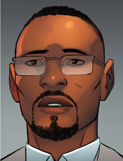 Mr. Wanjiku (Earth-616)