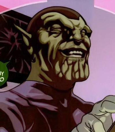 H'kurrek (Earth-616)