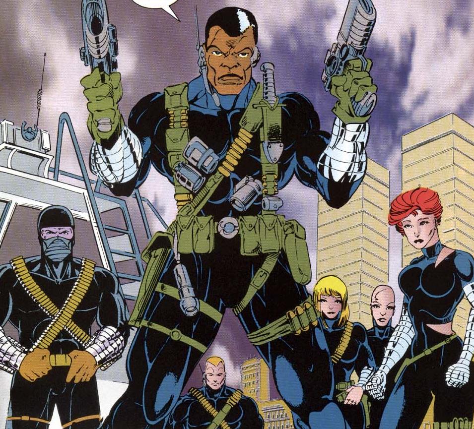 Shadowforce Alpha (Earth-616)