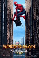 Spider-Man Homecoming poster 006