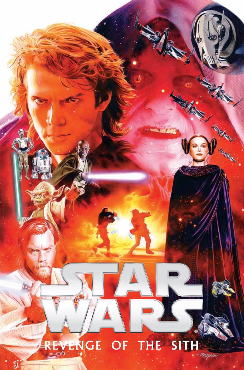 Star Wars: Episode III - Revenge of the Sith Vol 1 1