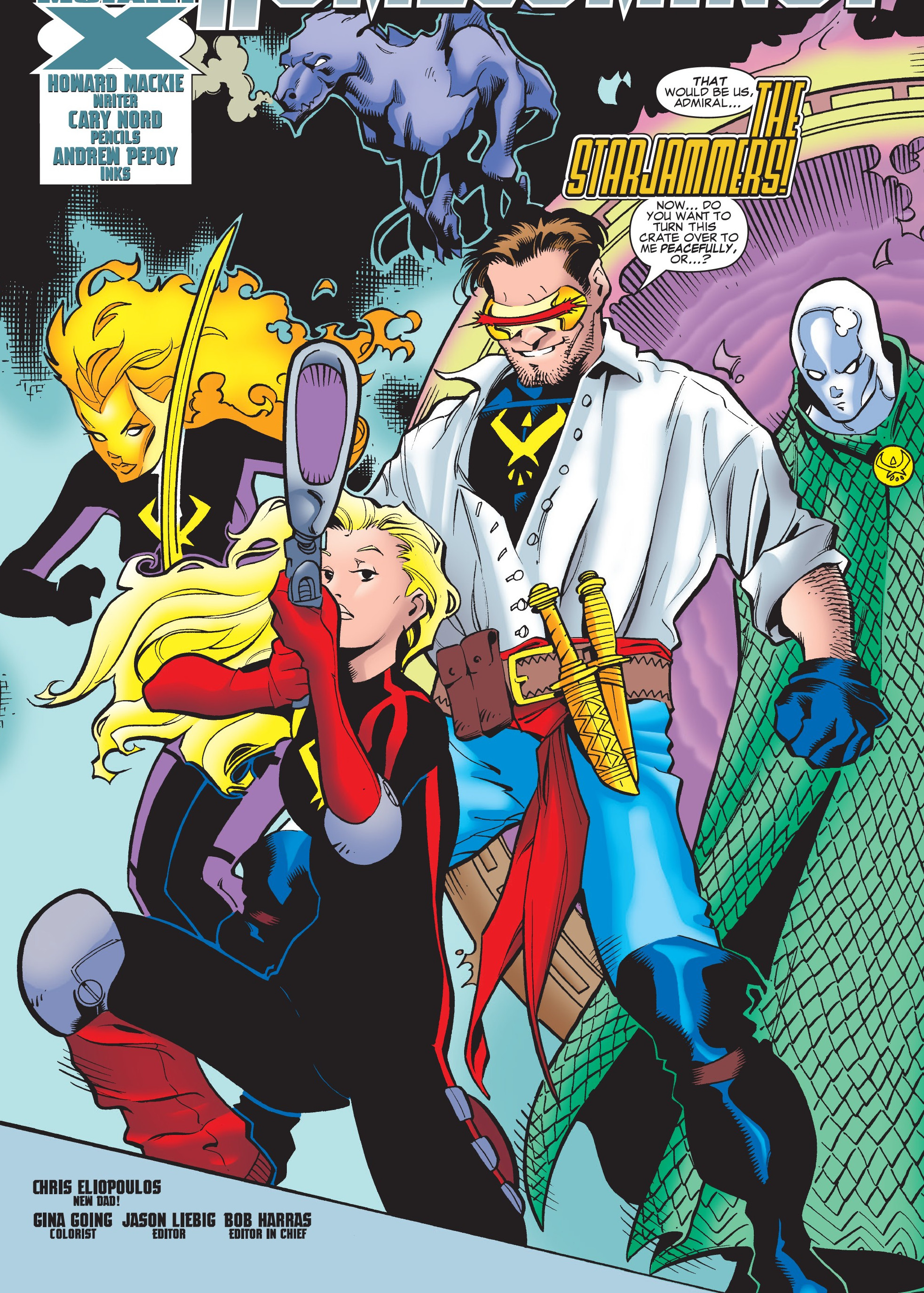 Starjammers (Earth-1298)