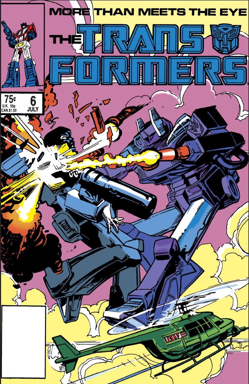Transformers Vol 1 6
