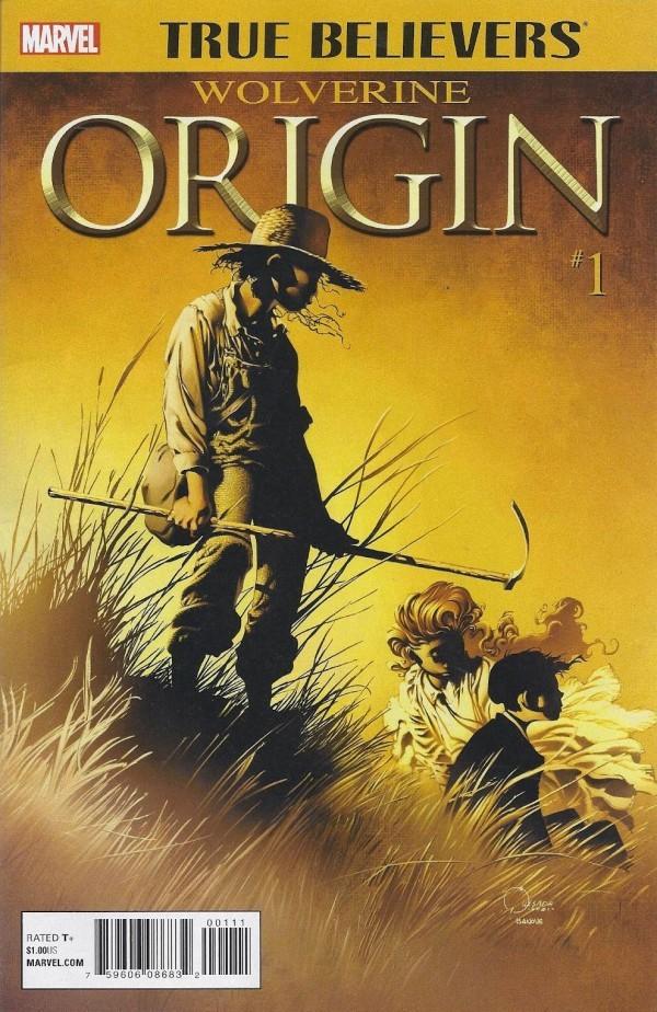 True Believers: Wolverine - Origin Vol 1 1