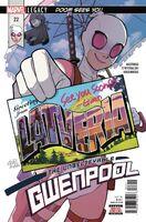 Unbelievable Gwenpool Vol 1 22