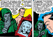 Victor von Doom (Earth-616) and Namor McKenzie (Earth-616) from Fantastic Four Vol 1 6 0001.jpg