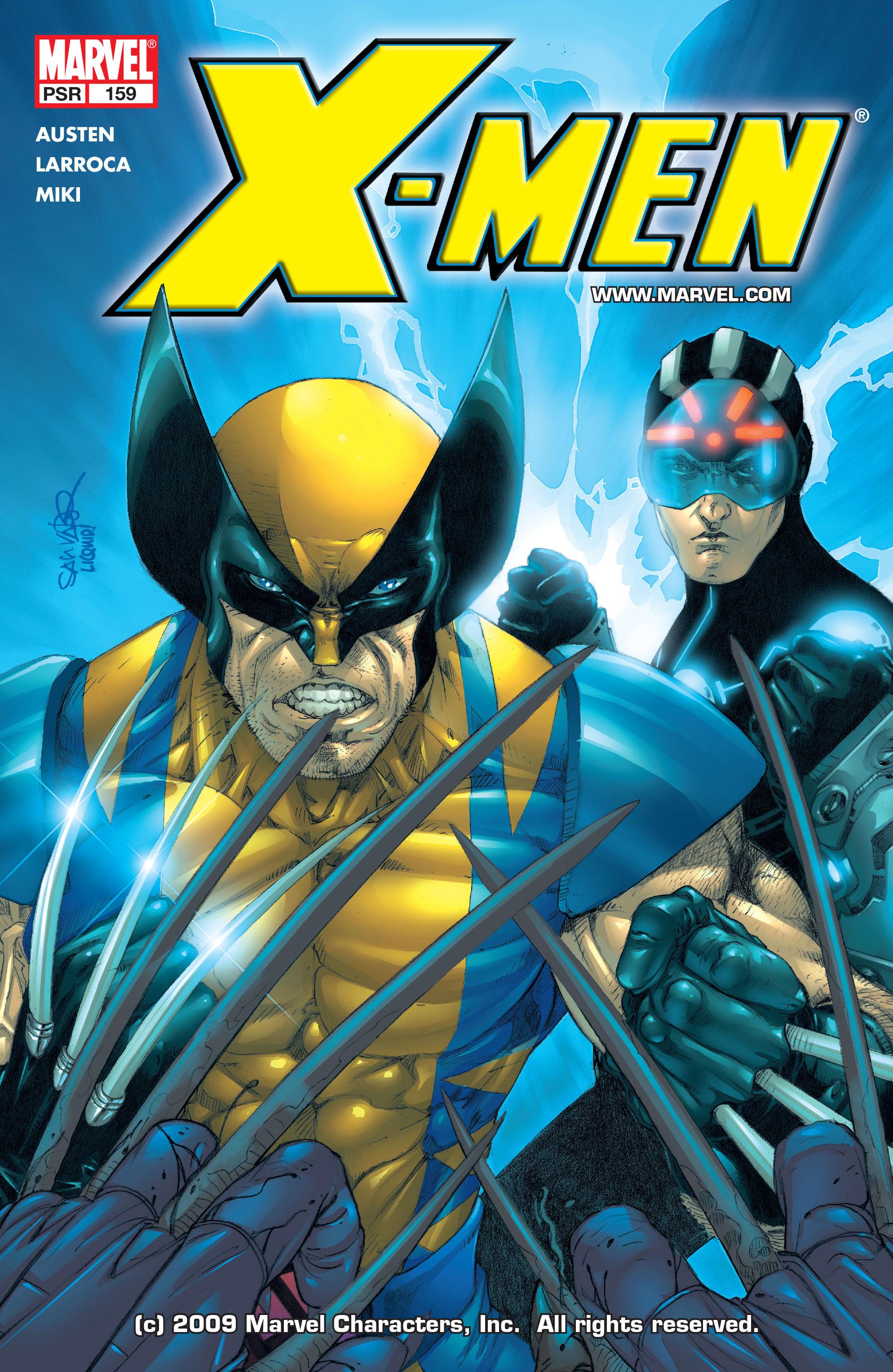 X-Men Vol 2 159