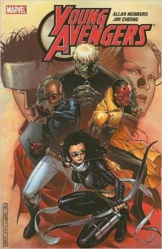 Young Avengers: Ultimate Collection Vol 1 1