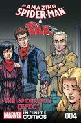 Amazing Spider-Man & Silk The Spider(fly) Effect Infinite Comic Vol 1 4