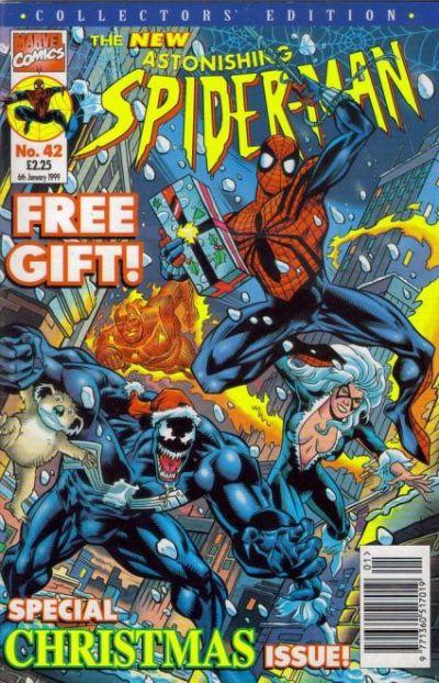 Astonishing Spider-Man Vol 1 42