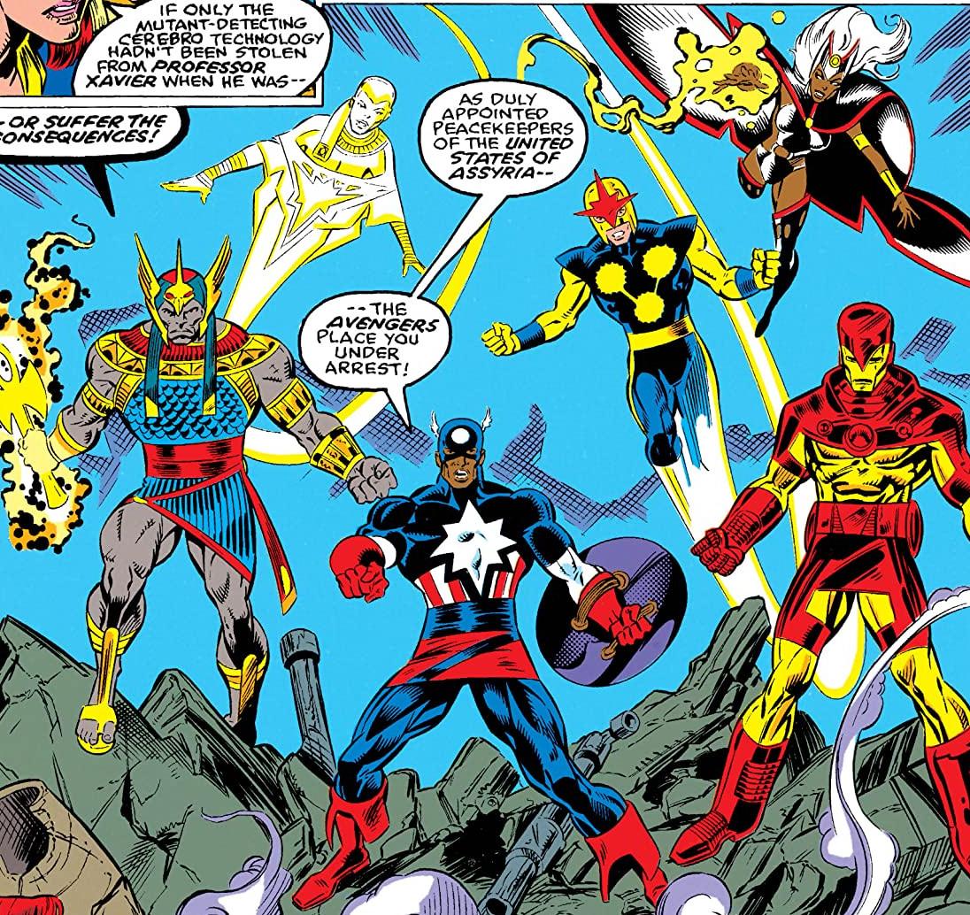 Avengers (Earth-9105)