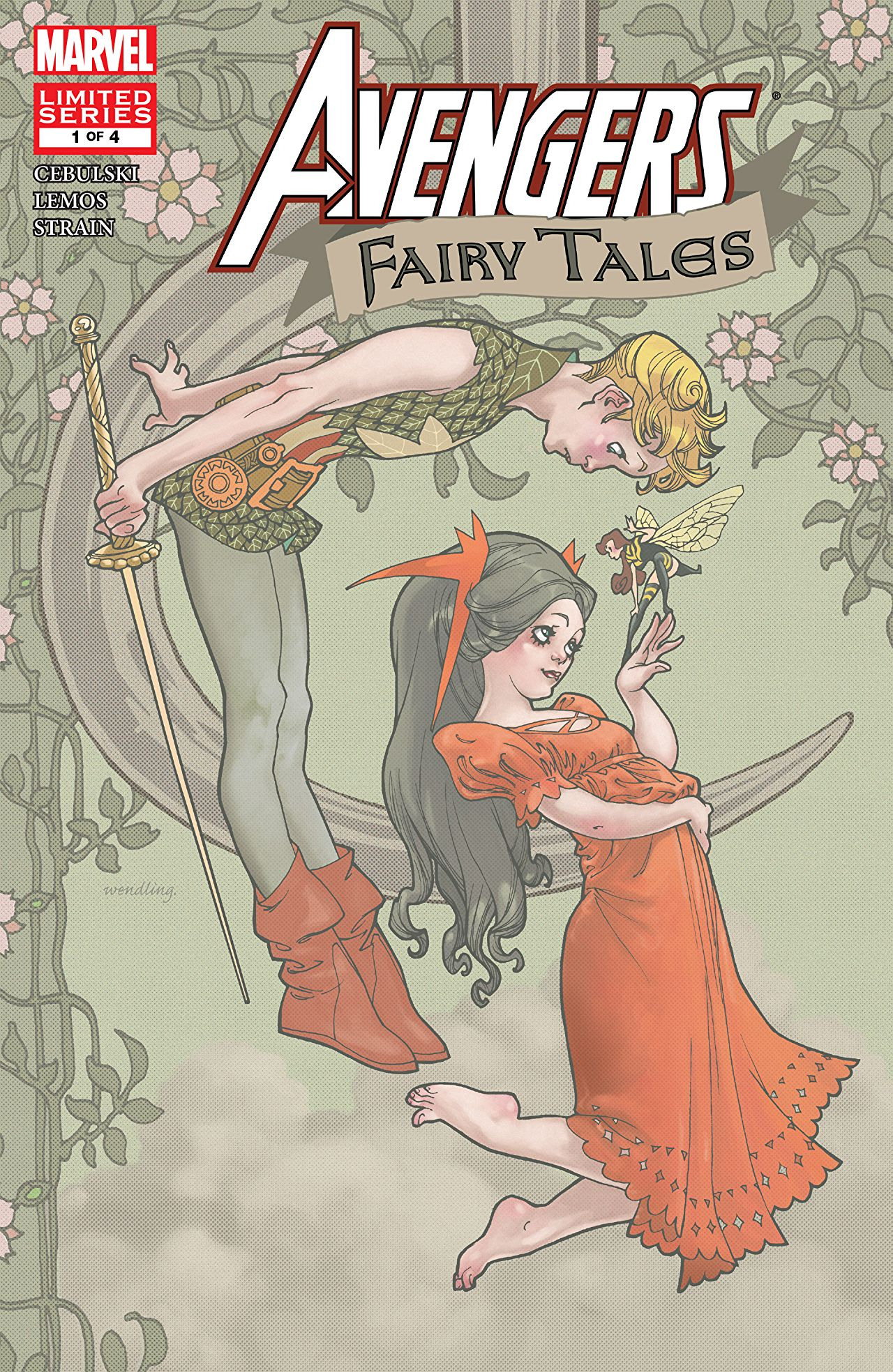 Avengers Fairy Tales Vol 1
