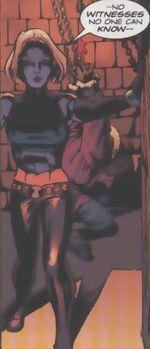 Black Widow (Petra) (Earth-616)