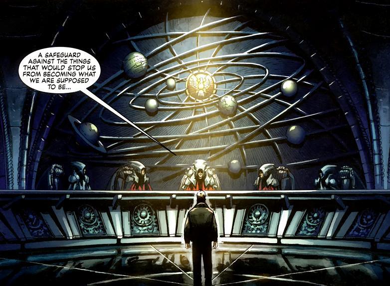 Brotherhood of the Shield (Earth-616)