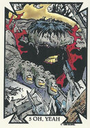 Bruce Banner (Earth-616) from Todd Macfarlane (Trading Cards) 0002