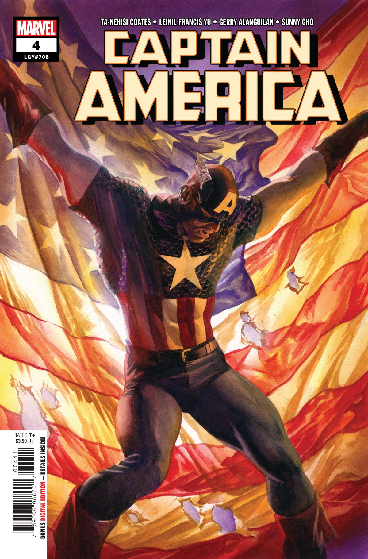 Captain America Vol 9 4