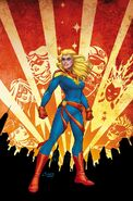 Captain Marvel Vol 10 1 Textless