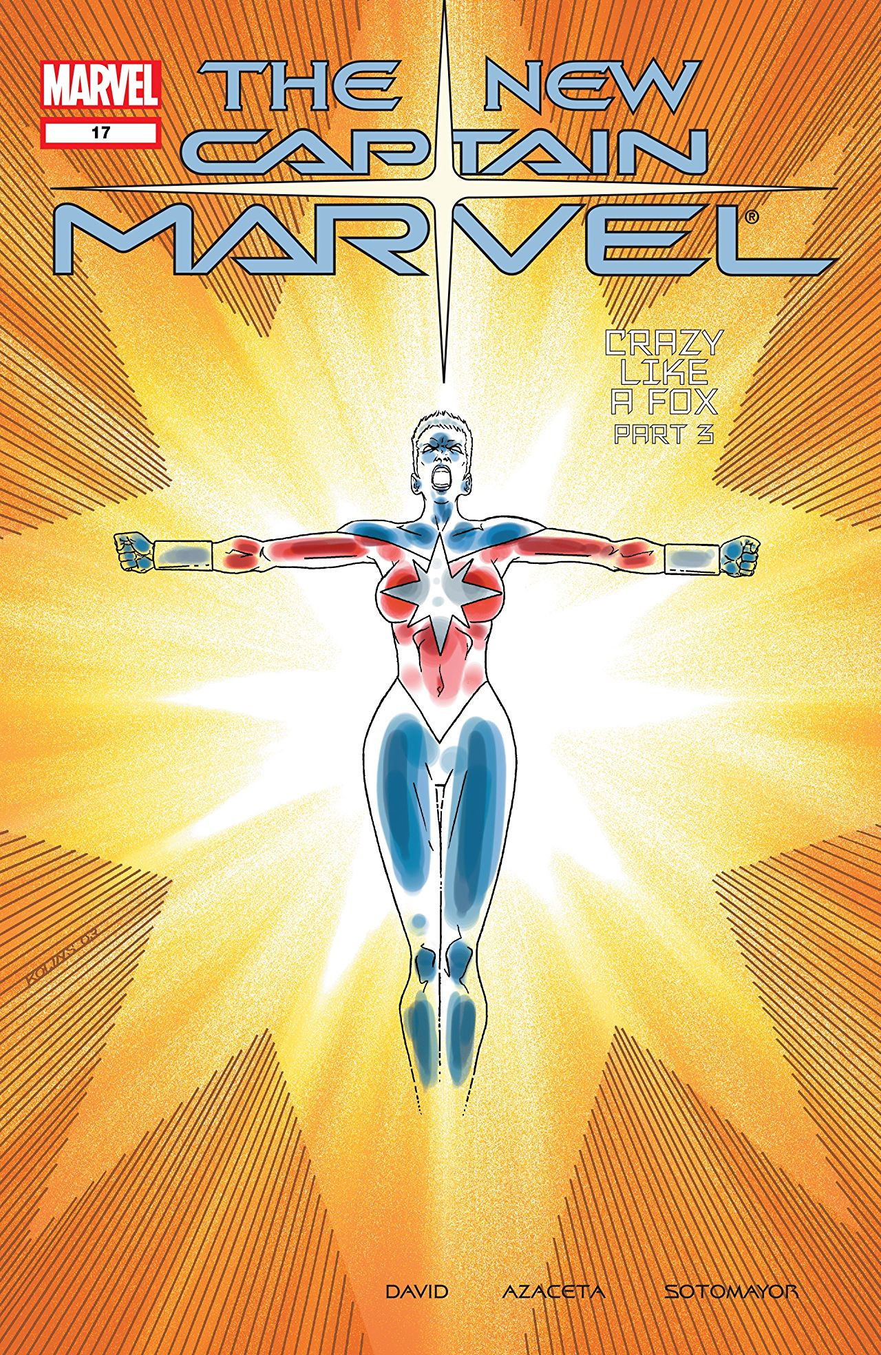 Captain Marvel Vol 5 17